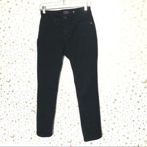 Not Your Daughters Jeans Black Jegging Pants